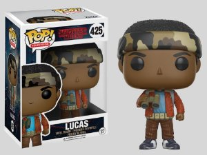 Funko Pop! Stranger Things: Lucas #425