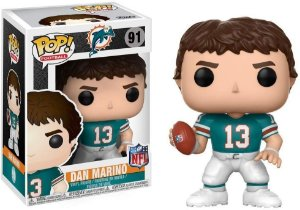 Funko POP! NFL - Dan Marino #91 - Miami Dolphins