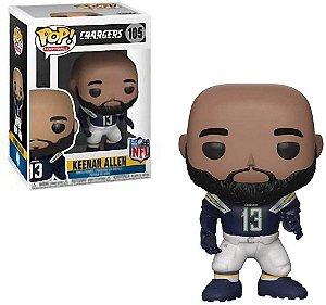 Funko POP! NFL - Keenan Allen #105 - Los Angeles Chargers