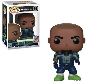 Funko POP! NFL - Doug Baldwin #99 - Seattle Seahawks