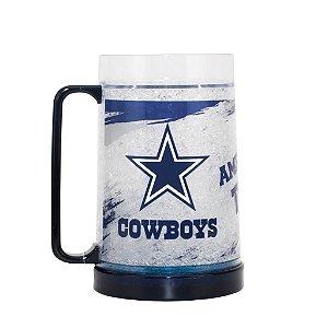 Caneca de Chopp NFL - Dallas Cowboys