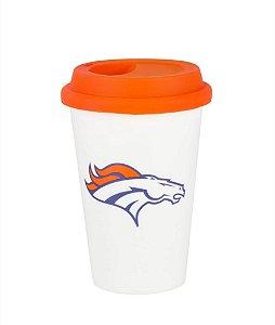 Copo de Café NFL - Denver Broncos