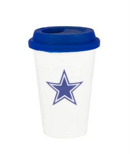 Copo de Café NFL - Dallas Cowboys
