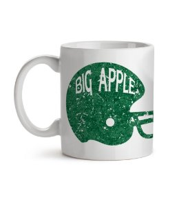 Caneca Helmet New York J Big Apple Branca