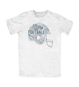 Camiseta PROGear Are You Ready For Some Football