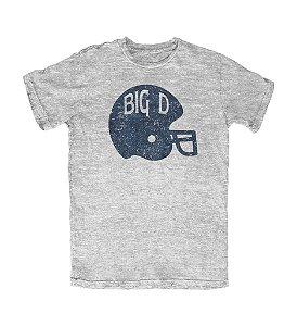 Camiseta PROGear Dallas Cowboys Helmet Big D