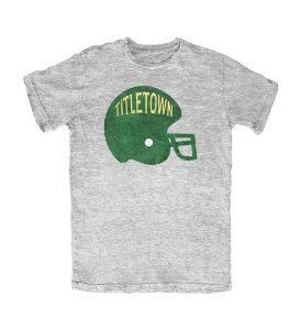 Camiseta PROGear Green Bay Packers Helmet Tittletown