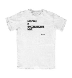 Camiseta PROGear Football Unconditional Love