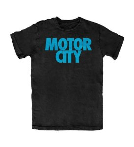 Camiseta PROGear Detroit Lions Motor City