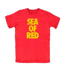 Camiseta PROGear Kansas City Chiefs Sea Of Red