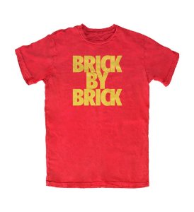 Camiseta PROGear San Francisco Brick By Brick