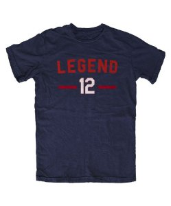 Camiseta PROGear New England Legend 12