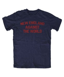 Camiseta PROGear New England Against The World