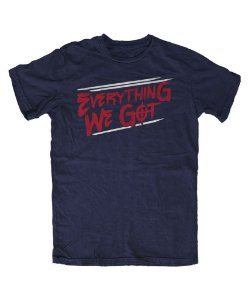 Camiseta PROGear New England Everything We Got