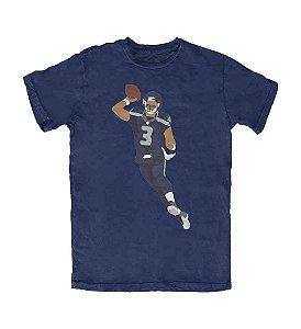 Camiseta PROGear Silhouette Russell Wilson