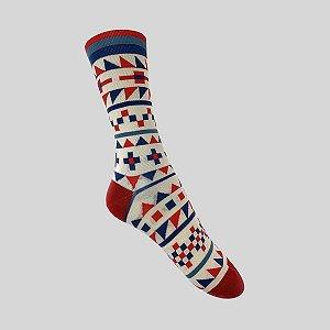 Meia Really Socks Étnica Tribal