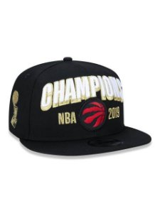 Boné New Era 950 NBA Nba 19 Champs Torrap Blk