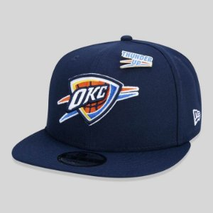 Boné New Era 950 NBA Oklahoma City Thunder