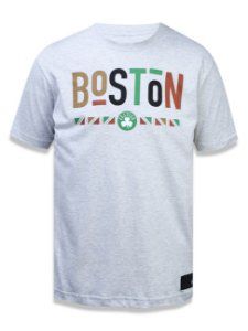 Camiseta NBA New Era Boston Celtics 90 S Ethnic