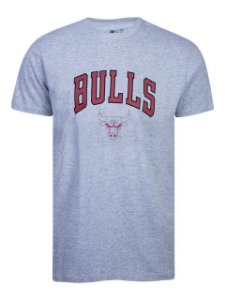 Camiseta NBA New Era Chicago Bulls