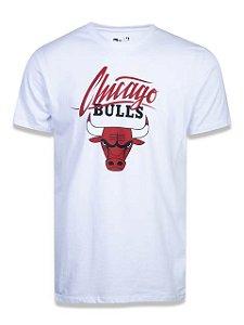 Camiseta NBA New Era Essential Ac Classic Chibull