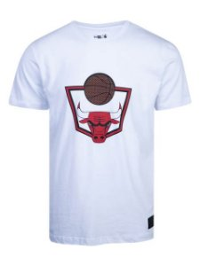 Camiseta NBA New Era Chicago Bulls Essentials Sp Play