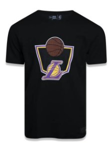 Camiseta NBA New Era Los Angeles Lakers Essentials Sp Play