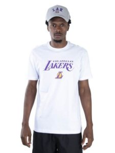 Camiseta NBA New Era Los Angeles Lakers Essentials Sp Team
