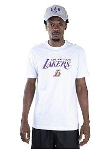 Camiseta NBA New Era Los Angeles Lakers Essentials Sp Team
