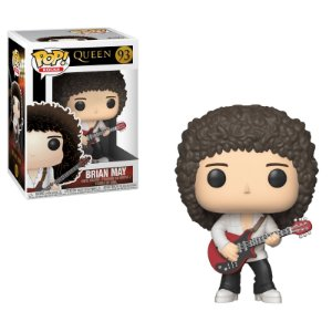 Funko Pop! Queen - Brian May #93
