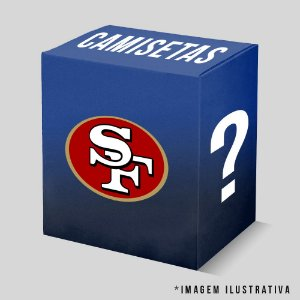 Pack - 3 Camisetas San Francisco 49ers
