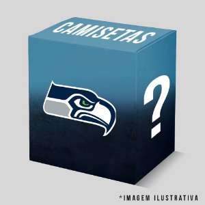 Pack - 3 Camisetas Seattle Seahawks