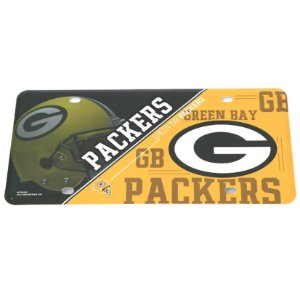 Placa Decorativa Green Bay Packers