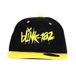 Boné blink-182 Logo