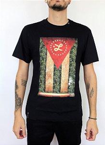 Camiseta LRG Cigar Preta