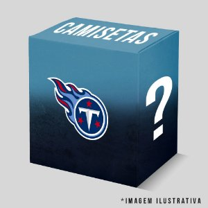 Kit - 3 Camisetas Tennessee Titans