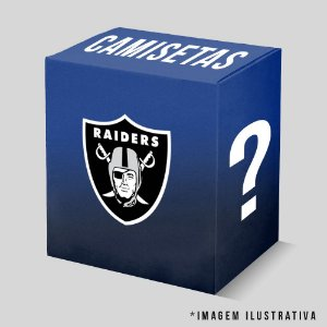 Pack - 3 Camisetas Las Vegas Raiders