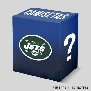 Pack - 3 Camisetas New York Jets