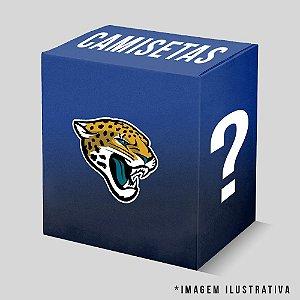 Pack - 3 Camisetas Jacksonville Jaguars