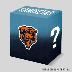 Pack - 3 Camisetas Chicago Bears
