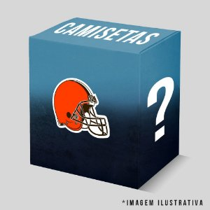 Pack - 3 Camisetas Cleveland Browns