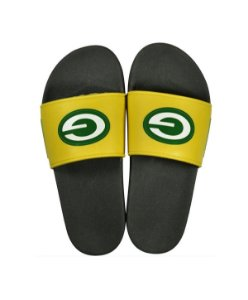 Chinelo Slide Green Bay Packers