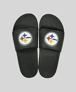 Chinelo Slide Pittsburgh Steelers