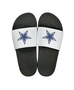 Chinelo New Era Slide Dallas Cowboys
