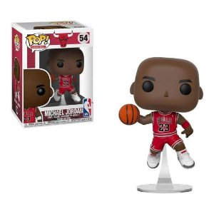 Funko Pop! NBA Michael Jordan: Chicago Bulls #54