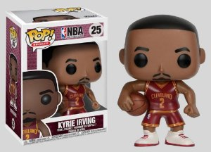 Funko Pop! NBA Kyrie Irving: Cleveland Cavaliers #25