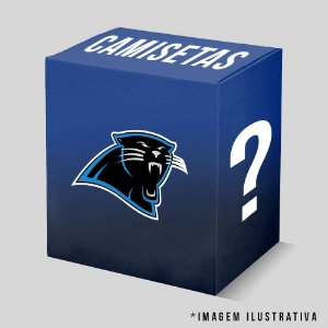 Pack - 3 Camisetas Carolina Panthers