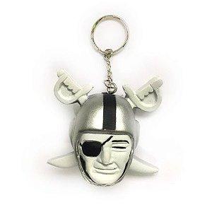 Chaveiro NFL Oakland Raiders