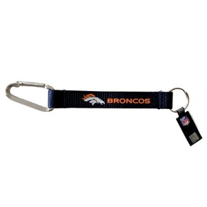Key Tag Denver Broncos