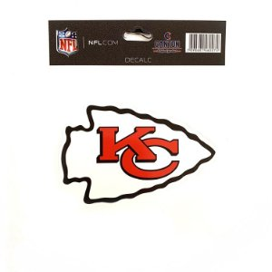 Adesivos Kansas City Chiefs